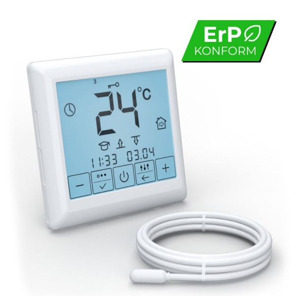 Thermostat digital SE 200 avec écran tactile